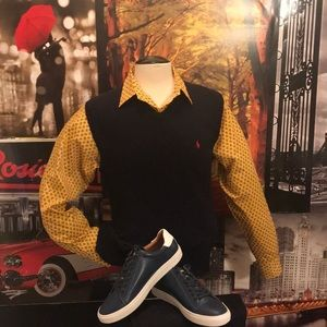 Polo by Ralph Lauren sweater vest